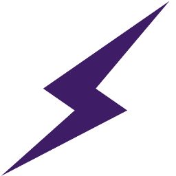 Lightning svg neon purple. Clipart free download on