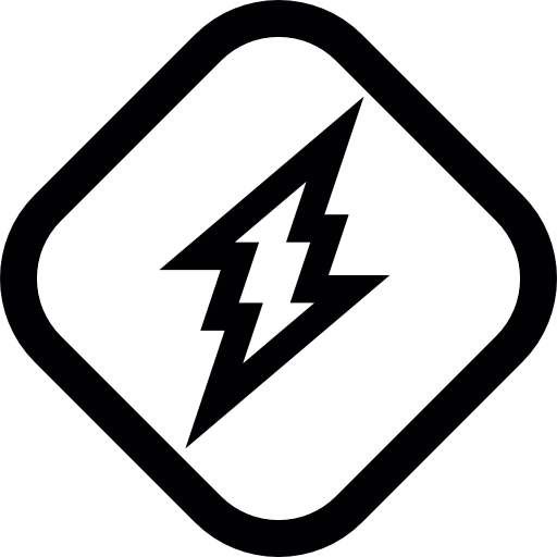 Lightning bolt clipart realistic. Icon icons free download