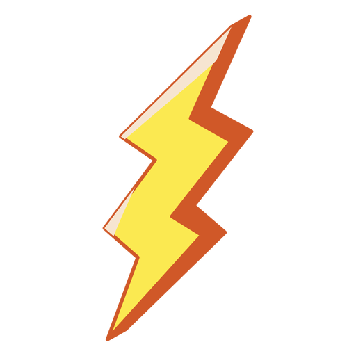 Lightning vector png. Transparent svg