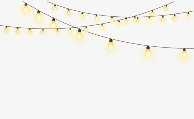 Extraordinary design string free. Lights clipart lighting banner free download