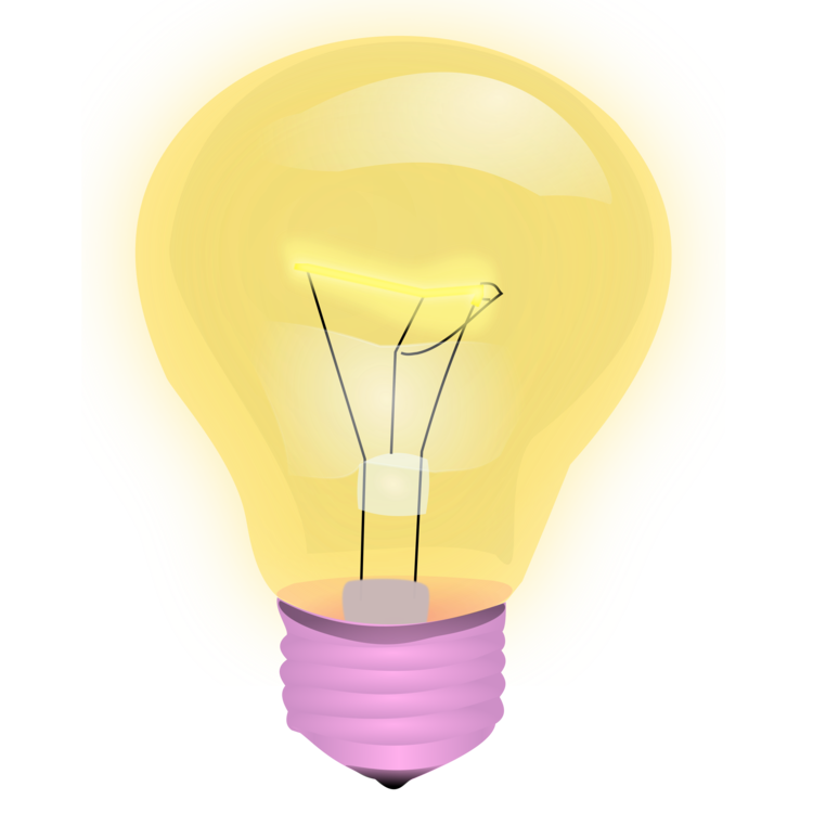 Lights clipart party light. Incandescent bulb electric electricity