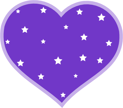 Lights clipart purple heart. Free images of hearts