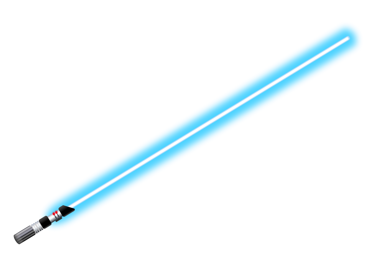 Lightsaber clipart. File blue svg wikipedia