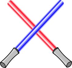 Lightsaber clipart high resolution. Star wars clip art