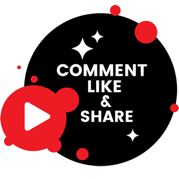 Youtube comment png. Buy likes dislikes shares