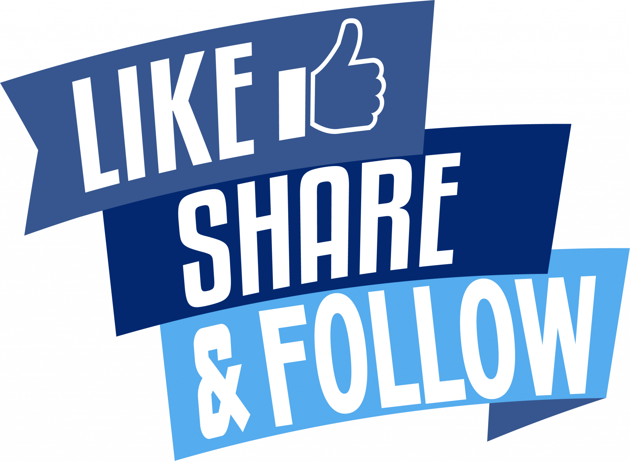Like and share png. Facebook facelift rein follow