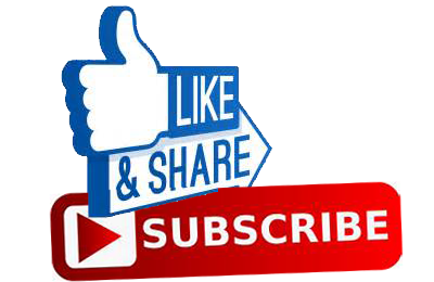 Please subscribe png. Like share image