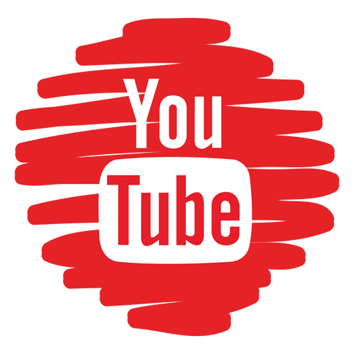 Like button png youtube. Distorted round icon transparent