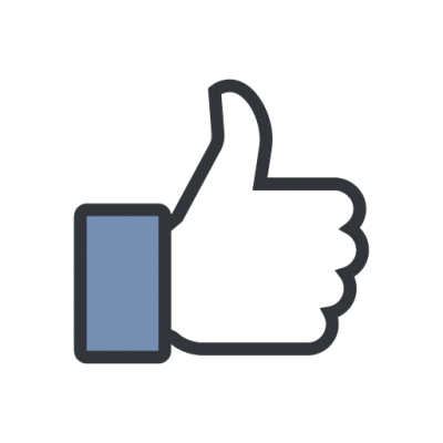 Facebook like logo png. Logos vector eps ai