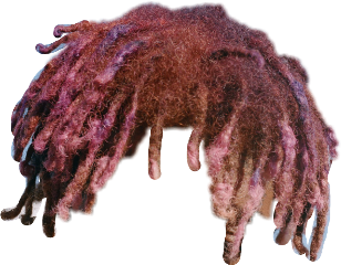 Largest collection of free. Lil uzi dreads png png royalty free