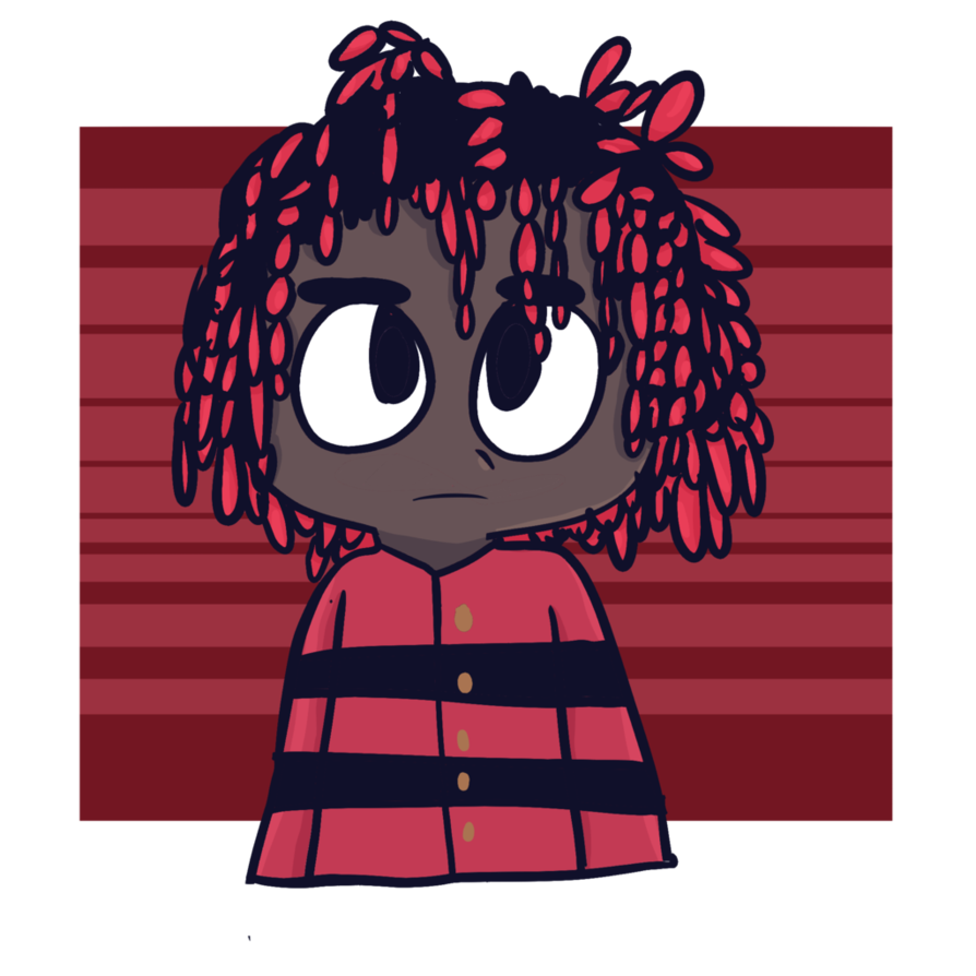 Dreads vector black. Lil yachty by jazzyjulie