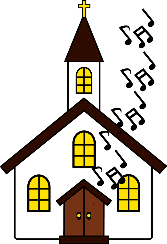 Free music cliparts download. Religious clipart church program image library library