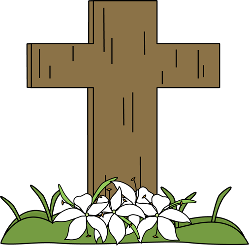 Cross clip easter. Free lily cliparts download