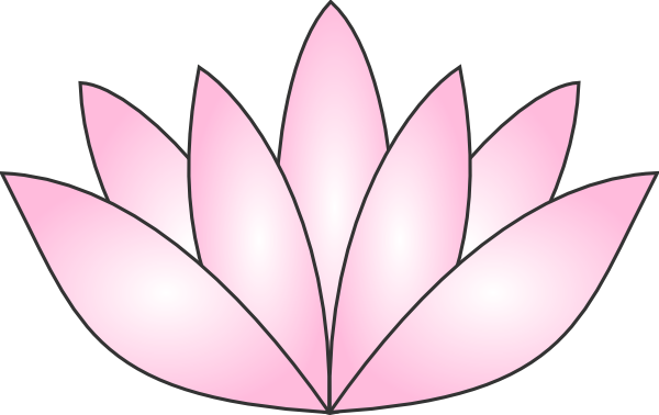 Lily pad flower at. Lilypad drawing image freeuse