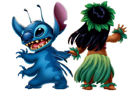 Lilo and stitch background png. E image