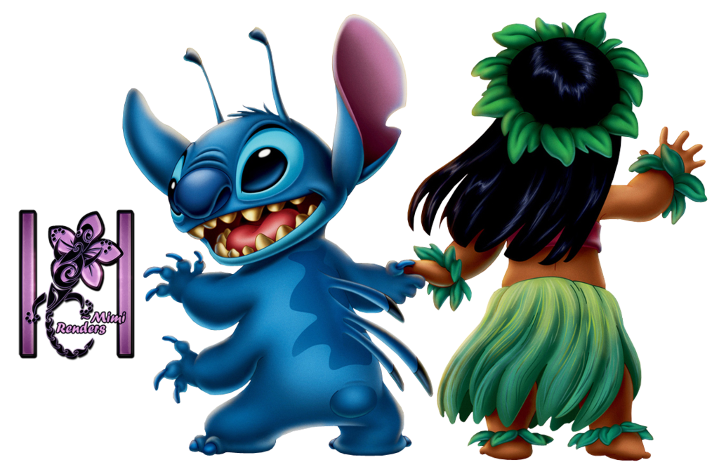 Lilo and stitch background png. Render image wallpaper for