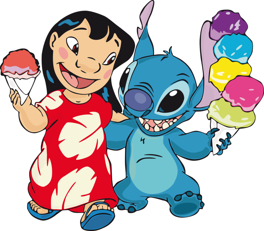 Lilo and stitch png. By ireprincess on deviantart