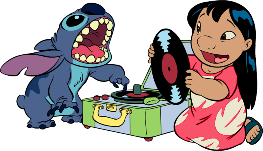 Lilo y stitch png. And by ireprincess on