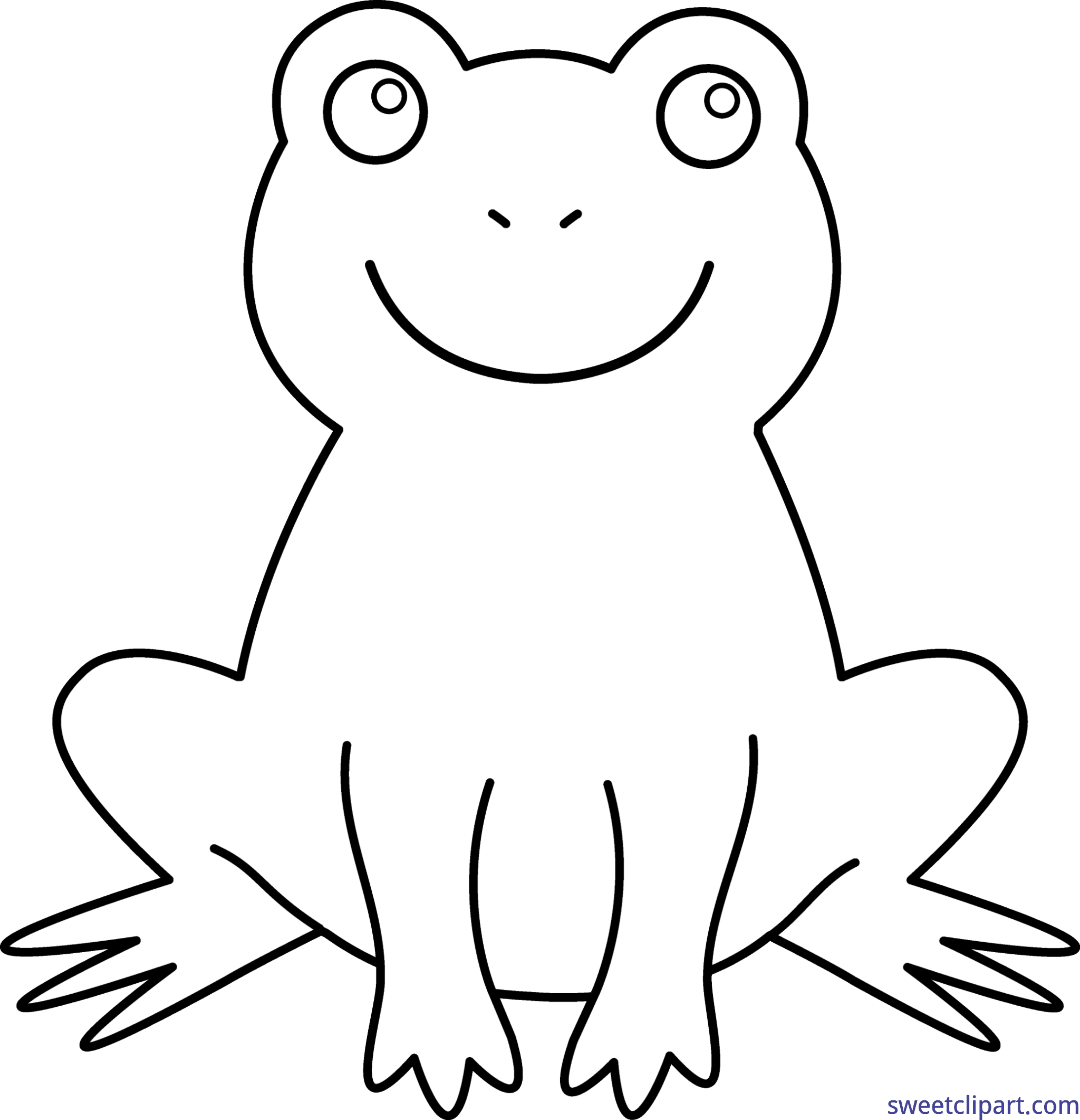 Frogs drawing medieval. Frog lineart for