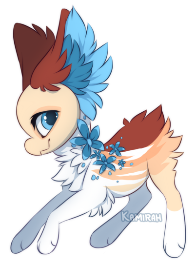 Drawing furry adorable. Unnamed orehunter by kamirah