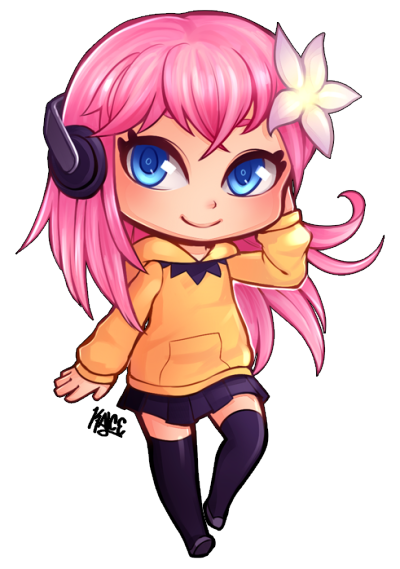 Lilypichu drawing lily pichu. Tumblr chibi commission for