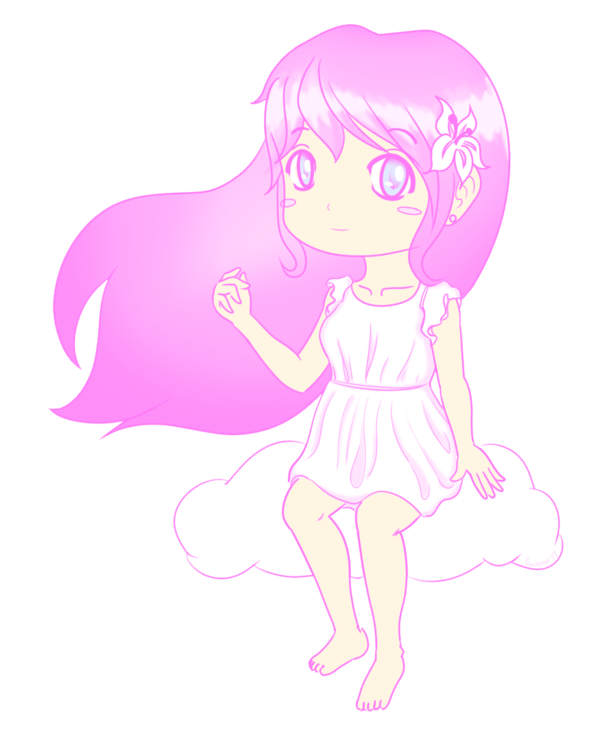 Lilypichu drawing. By imagicalcookie on deviantart