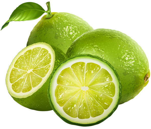 Fruits transparent lime. Limes png clipart picture