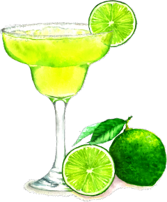Lime clipart lime margarita. Popular and trending stickers