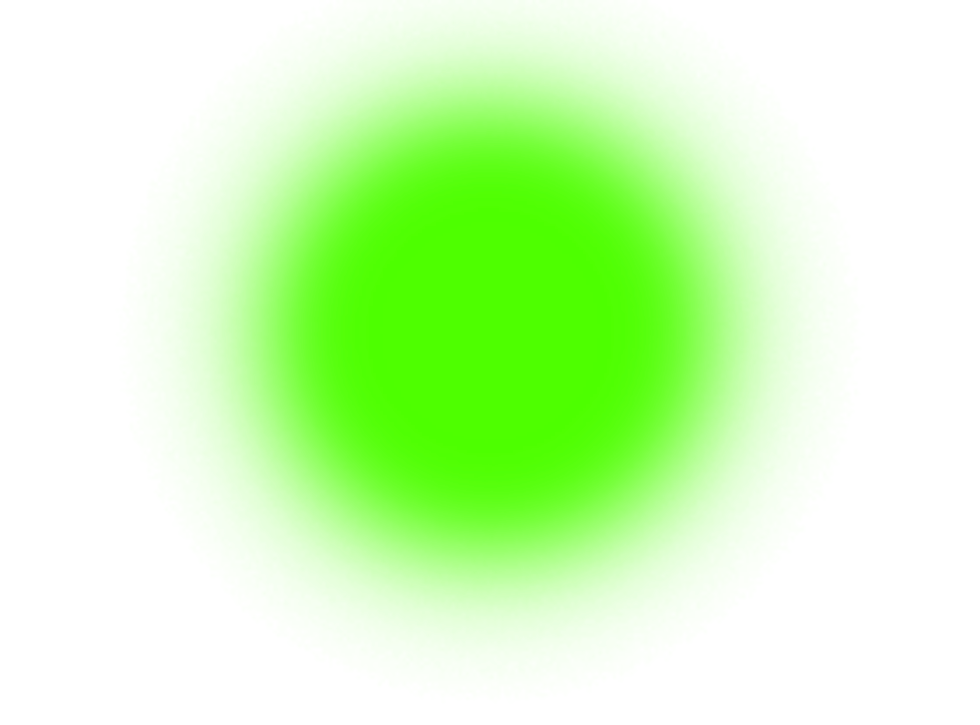 green light effect png