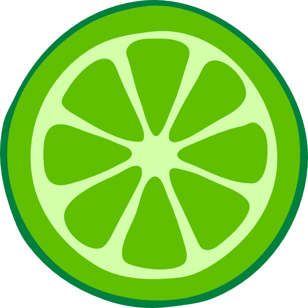 Green clip art food. Lime svg slice image royalty free