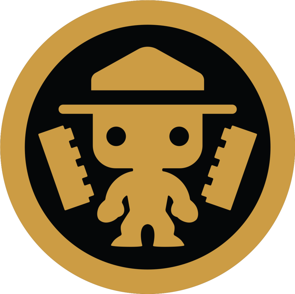 Limited edition badge png. Con rangers merit badges