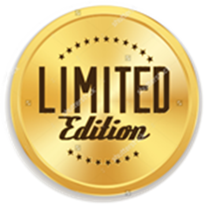 Limited edition badge png. For a time roblox