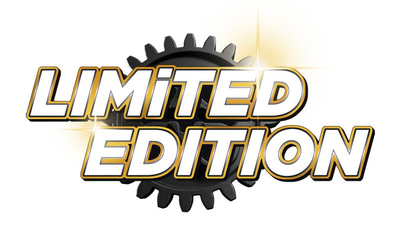 Limited edition badge png. Ultimate t
