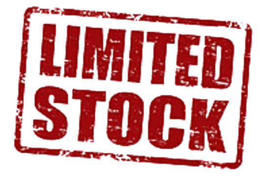 limited stock png
