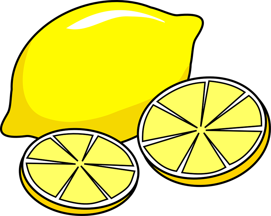 Limon vector sliced. Free photo citrus juicy