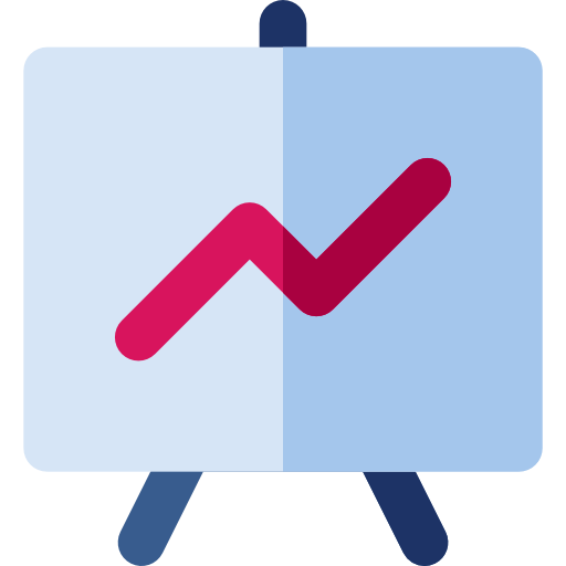 Line graph icon png. Free business icons