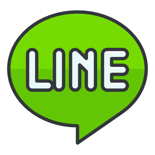 Line icon png. Free of social icons