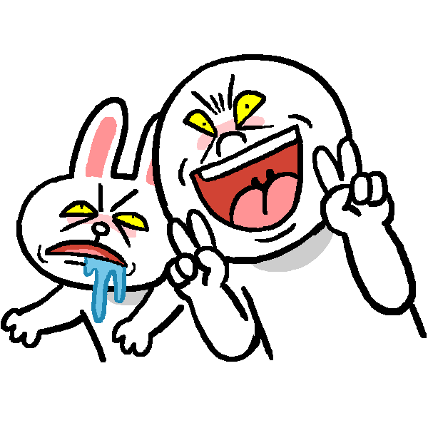 line stickers png