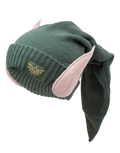Link hat png. Affiliate zelda beanie with