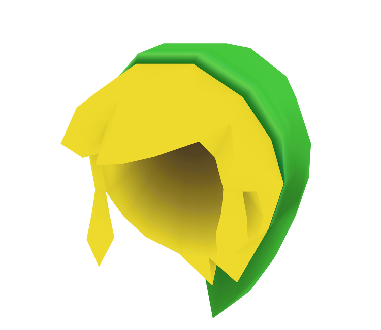 transparent link hat