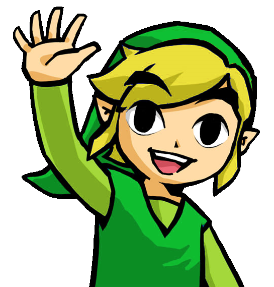 triforce drawing heroes