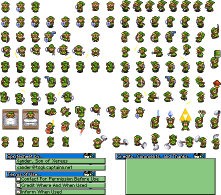Zelda sprite png. The shyguy kingdom sprites