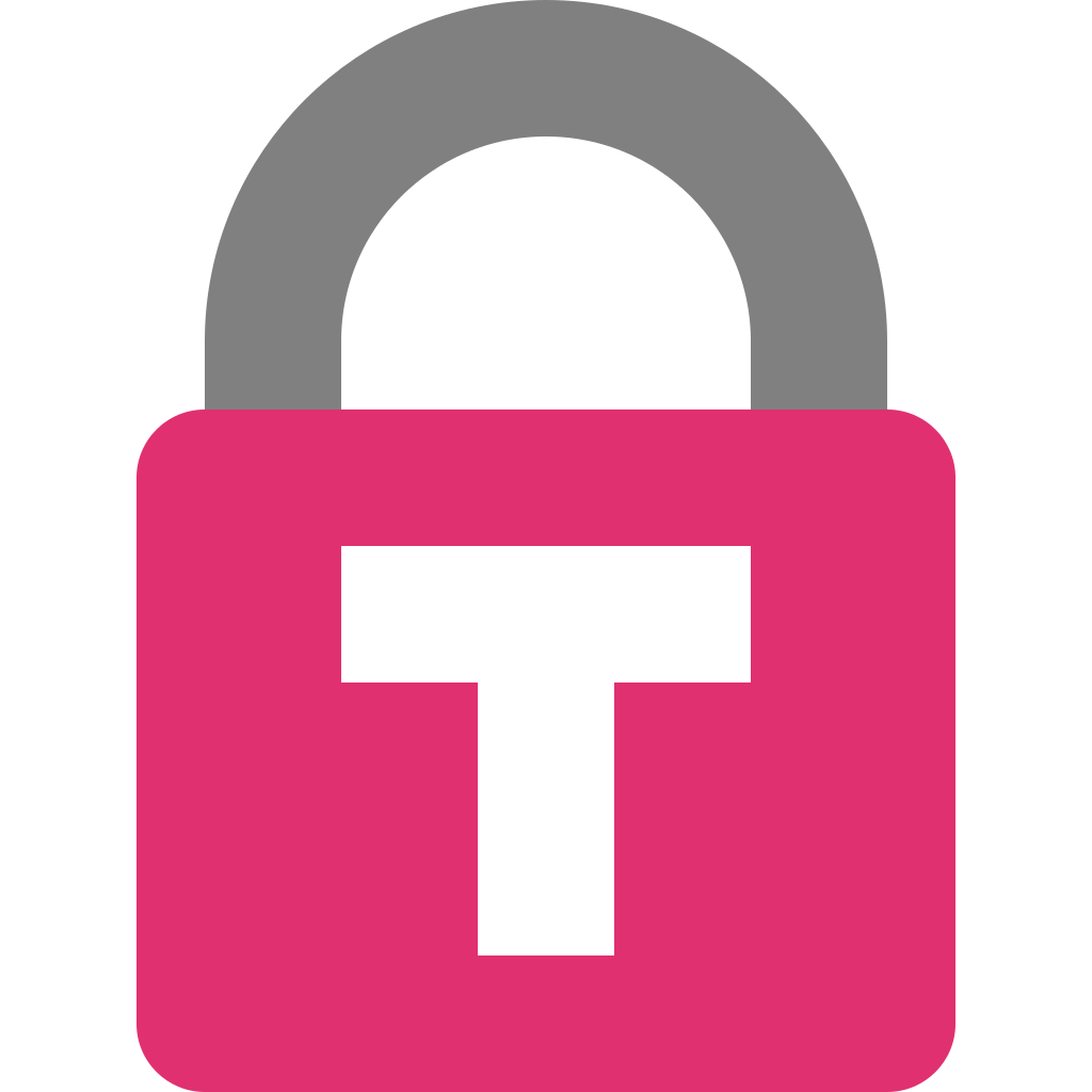 Link svg cfd. File template protection shackle