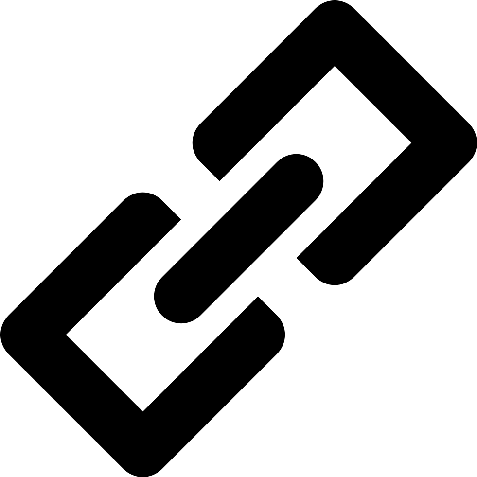 Link svg hyperlink. Chain png icon free