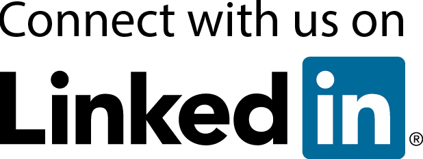 Linkedin transparent png. Connect with us on