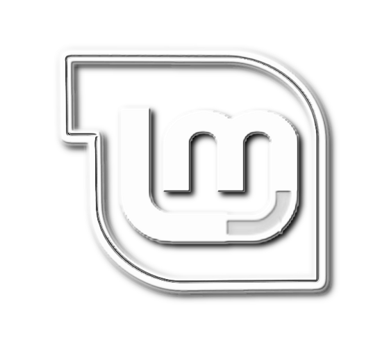 Www apps com . Linux mint logo png picture black and white stock