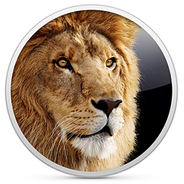 Lion. Apple support os x