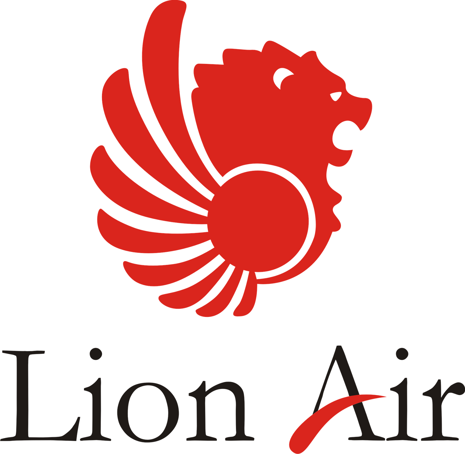 Lion air logo png. Airlines pinterest
