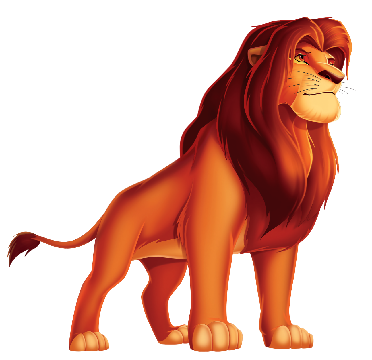 Lion cartoon png. King picture gallery yopriceville