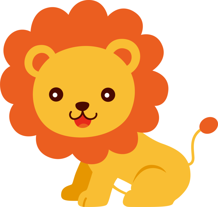 Luh happy s minus. Lion clip profile banner library library